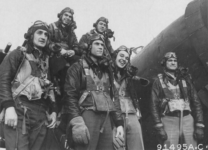 Wolfpack at war the story of the 56th fighter group in world war ii